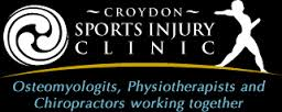 Croydon Sports Injury Clinic Logo